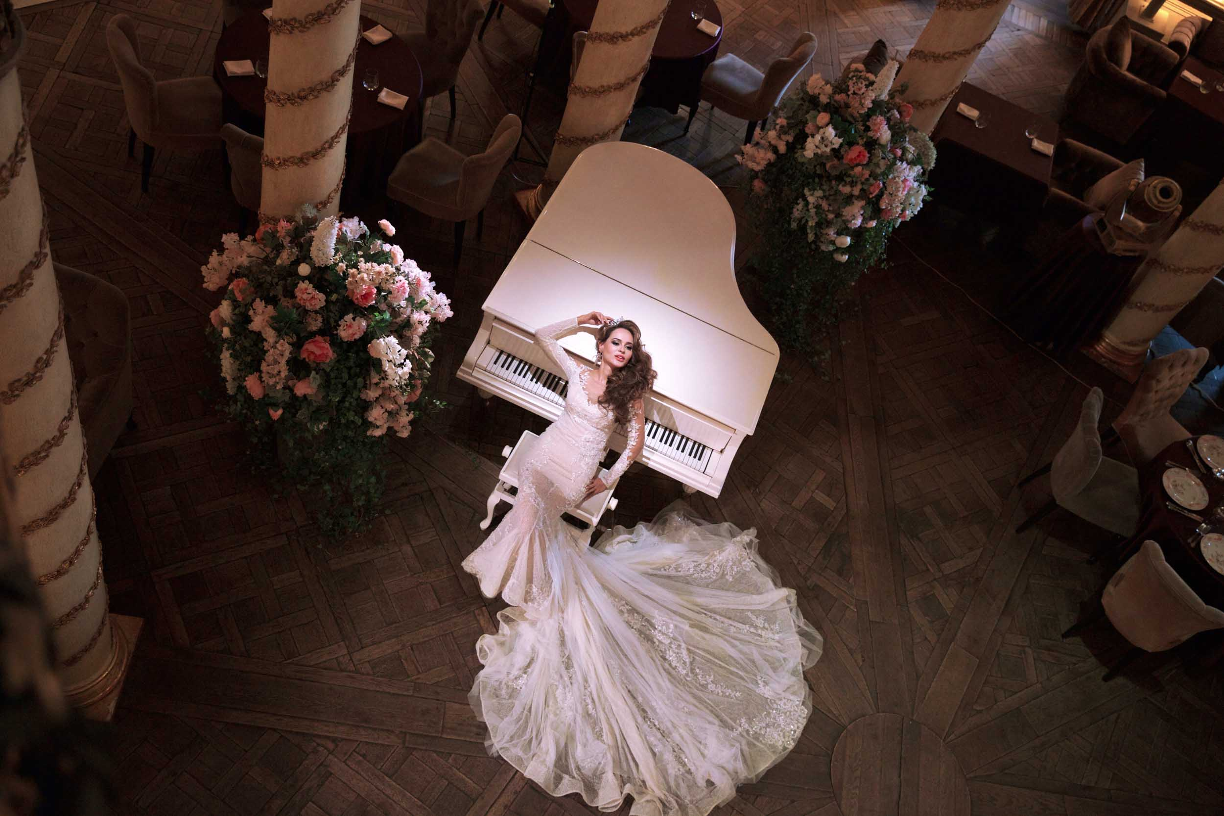 Выбор места проведения свадьбы